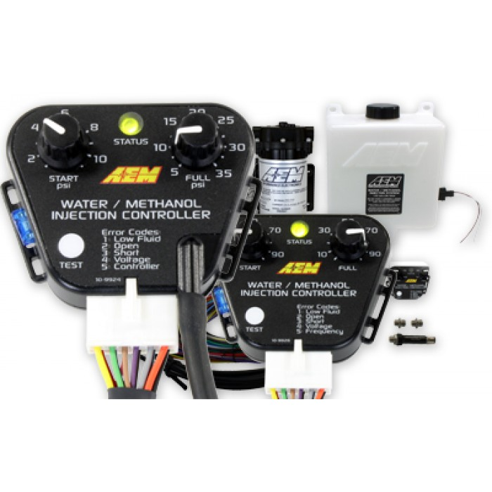 AEM Water/Methanol Injection Kit for Forced Induction Gasoline Engines